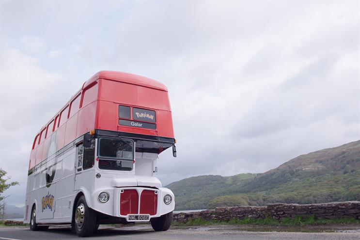 Pokémon: the bus will visit locations that inspired the landscapes in the game