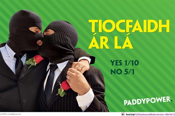 paddy power referendum betting sites