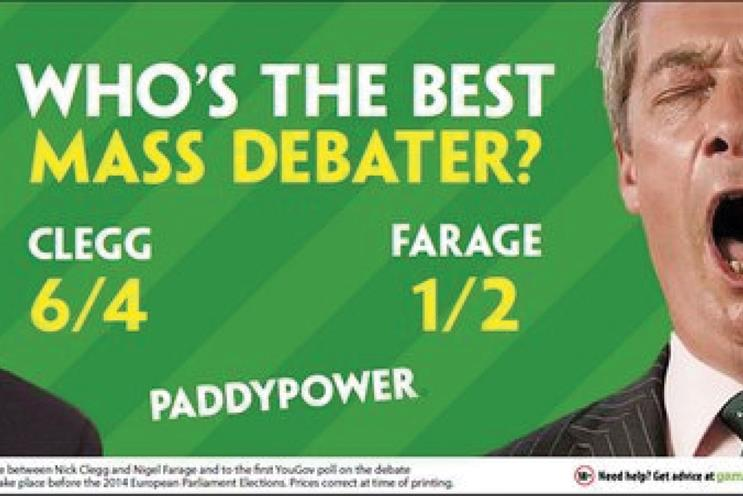 Paddy Power: part of Senet