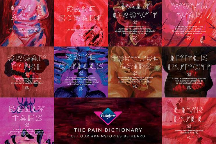 #PainStories: campaign tackles the 'gender pain gap'