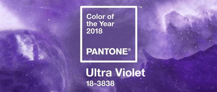 Pantone's Colour of the Year 2018