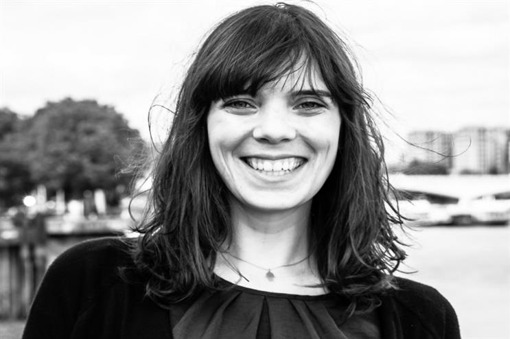 Patricia Cansando: one of three new design appointments at agency Brandfuel