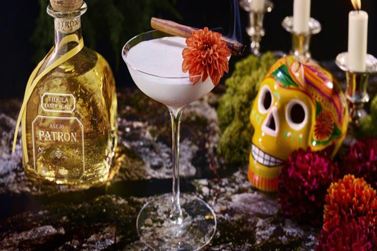 Patrón to host 'Day of the Dead' celebration