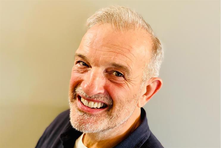 New chair: David Pattison