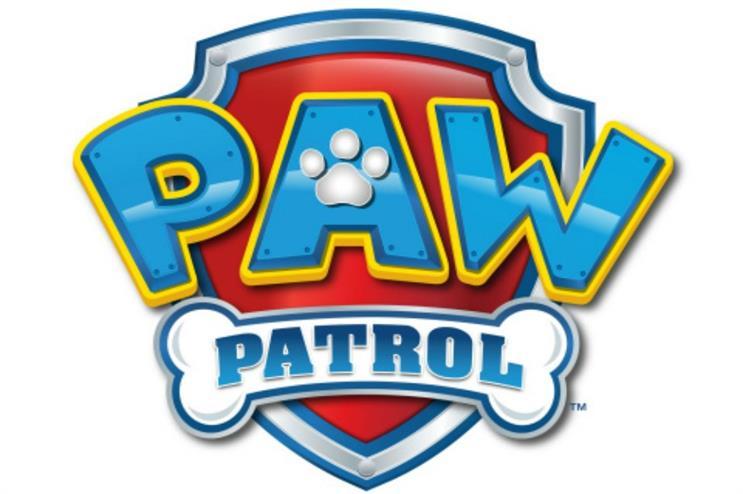 Nickelodeon: Paw Patrol experiential push