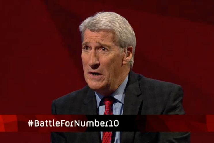 Things we like: Paxman, Trinity Mirror's ambition and Sorrell