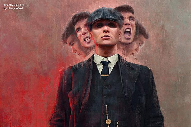 BBC: its shows include Peaky Blinders
