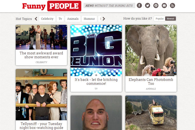 Trinity Mirror: folds People site after three months
