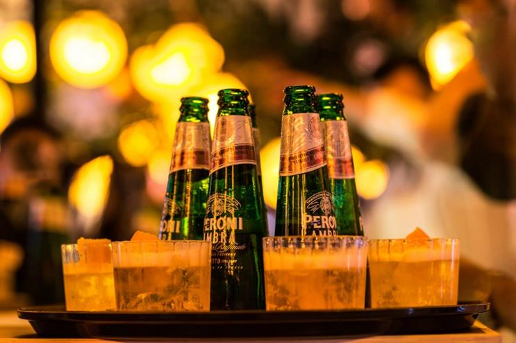 Peroni brings a taste of Italy to Manchester