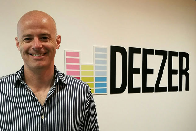 My Media Week: Phil Moore, Deezer