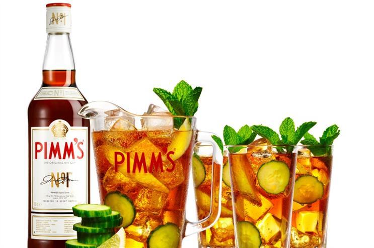 Pimm's celebrates Wimbledon Tennis Championships