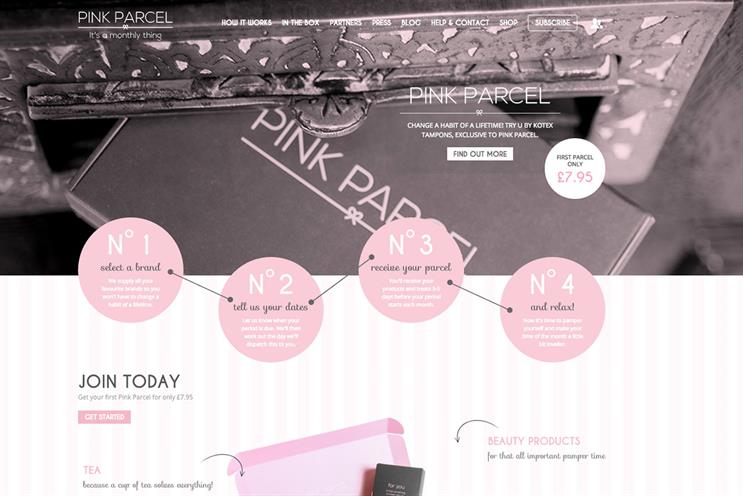 Pink Parcel: Village will oversee media activity