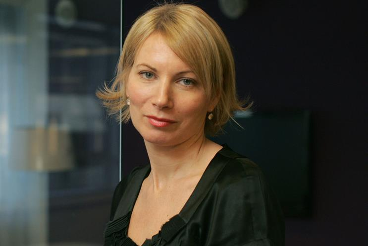 Pippa Glucklich: the co-chief executive at Starcom MediaVest Group