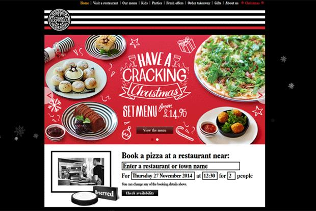 PizzaExpress launches delivery service as it turns 50