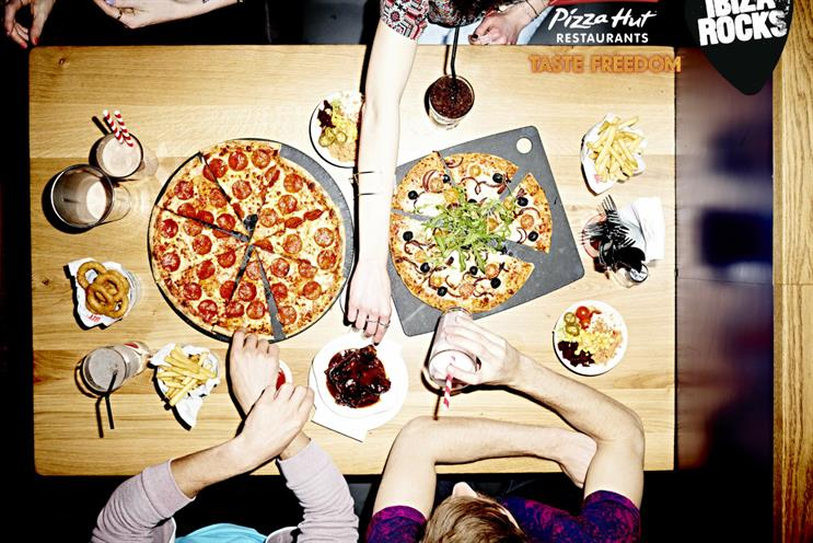 Pizza Hut: in tie-up with Ibiza Rocks to target trendy millennials