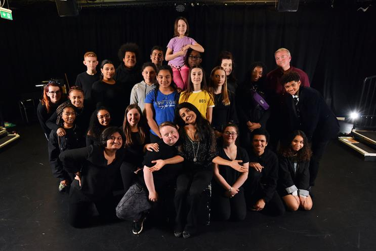 Plusnet: Huq with Chickenshed Theatre