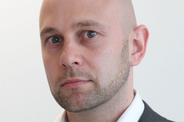 James Davies: the chief strategy officer at Posterscope