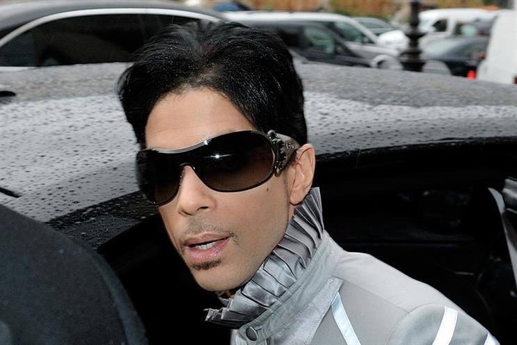 Homebase deletes 'tasteless' Prince tweet