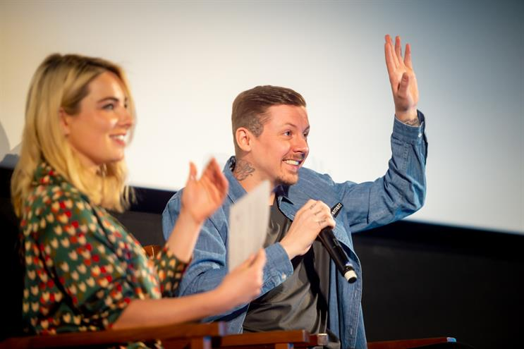 Tuning In: Professor Green talks radio impact with Heart presenter Sian Welby
