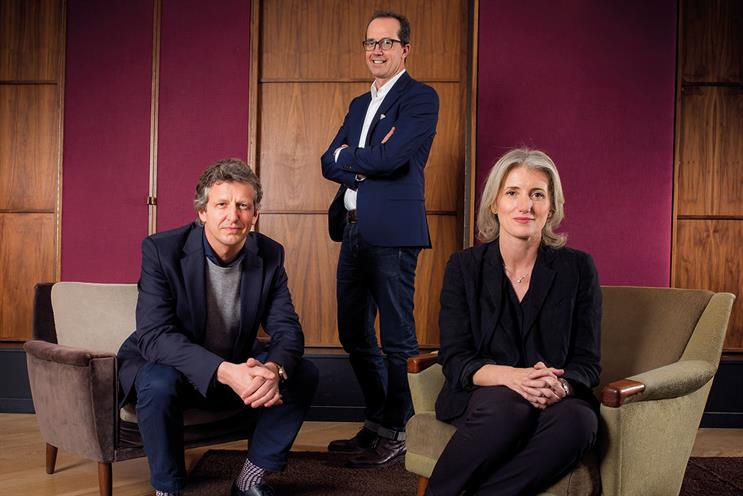 Publicis UK: Nick Farnhill, Guy Wieynk, Karen Buchanan