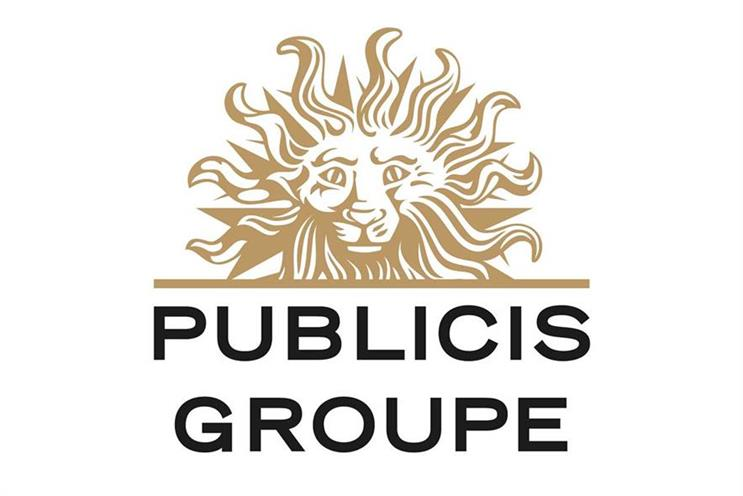 Publicis Groupe: organic revenue was down 3.9% year-on-year in Q4