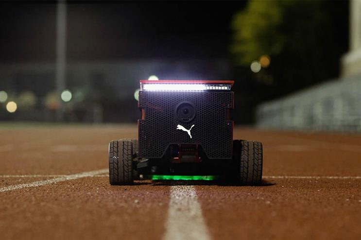 Five examples of robotic technology innovating events
