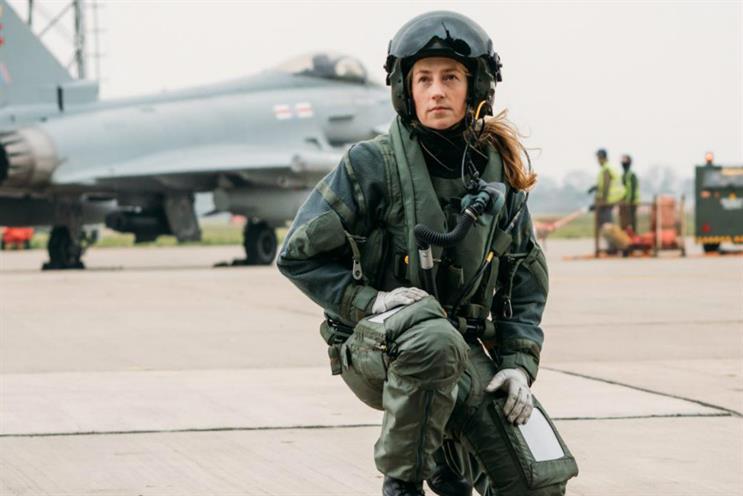 RAF: won last year's award
