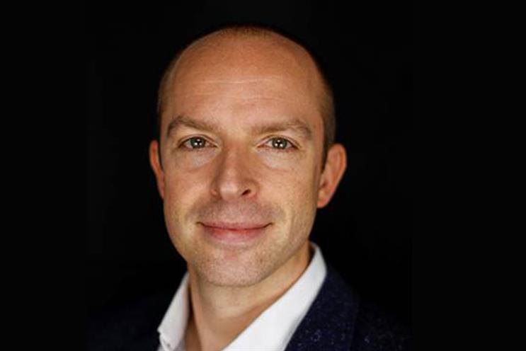 Imagination: Richard Hannah was Imagination's client services director, EMEA