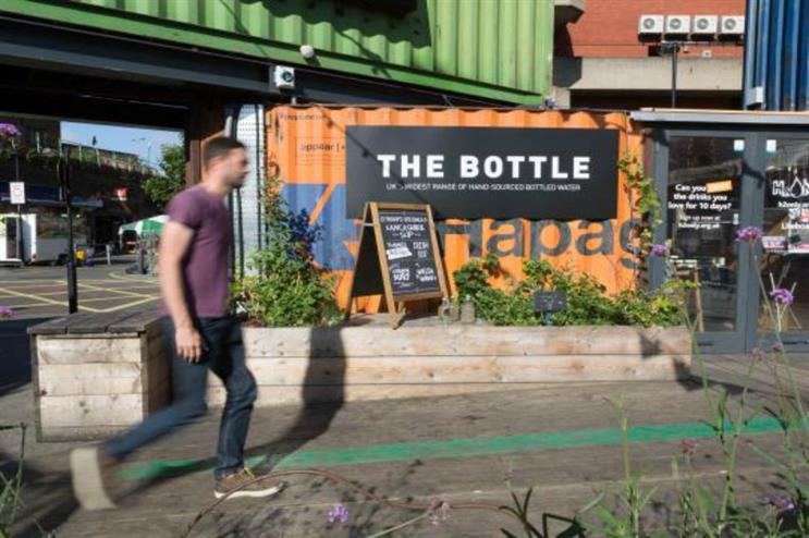 RNLI: water-only bar to launch next month