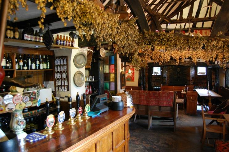 The Royal Standard in Beaconsfield has featured in a number of films including Hot Fuzz