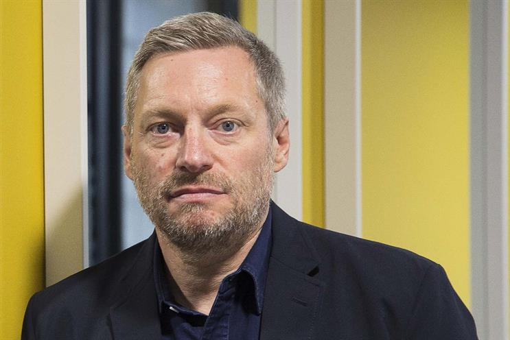 McCann names Rob Smith as first chief client officer