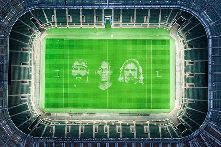 Gallagher Premiership Rugby: artwork features Joe Marler, Maro Itoje and Faf de Klerk