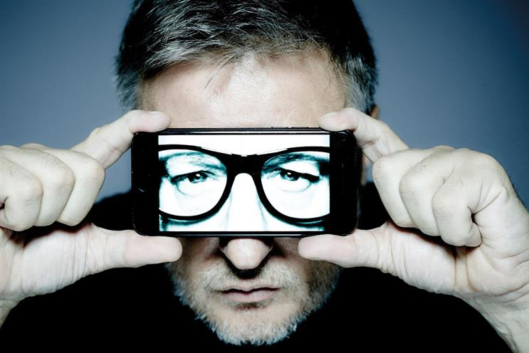 Rankin the risk-taker: the photographer talks breaking rules, copycats and real beauty