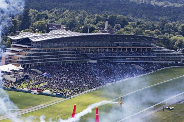 The Red Bull event will return to Ascot in August