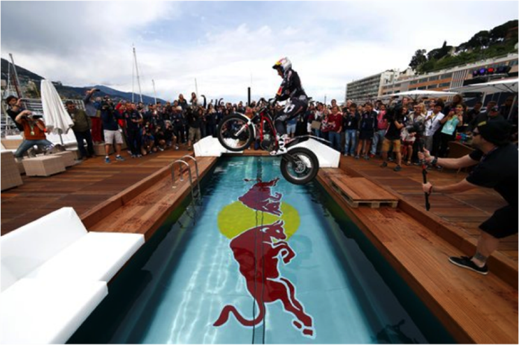 Red Bull: taking global marketing to the next level