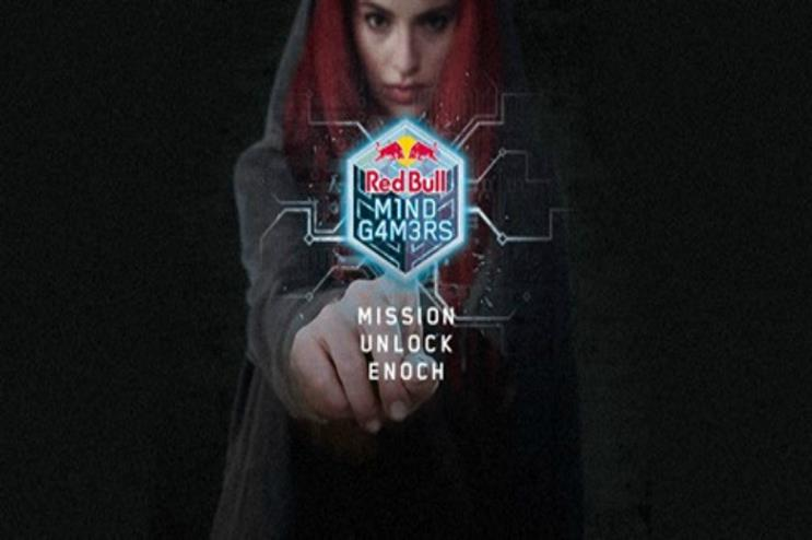 Red Bull: interactive mind games tournament