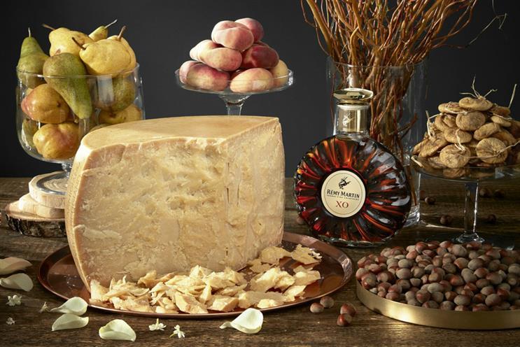 Rémy Martin: introducing food pairings