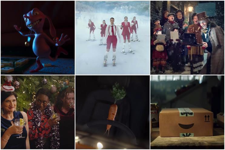 Christmas ads 2018: Adland reviews the work so far