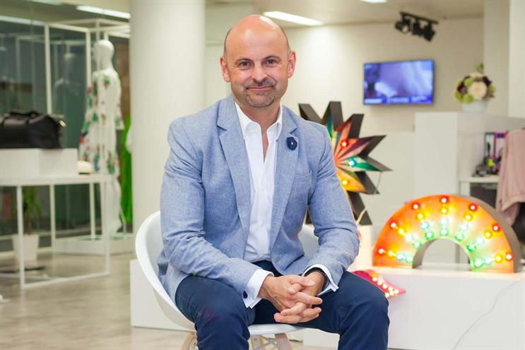 Debenhams promotes marketing director Richard Cristofoli