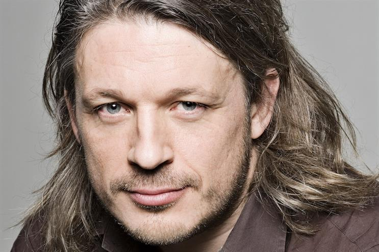 Richard Herring: known to podcast fans for his numerous shows