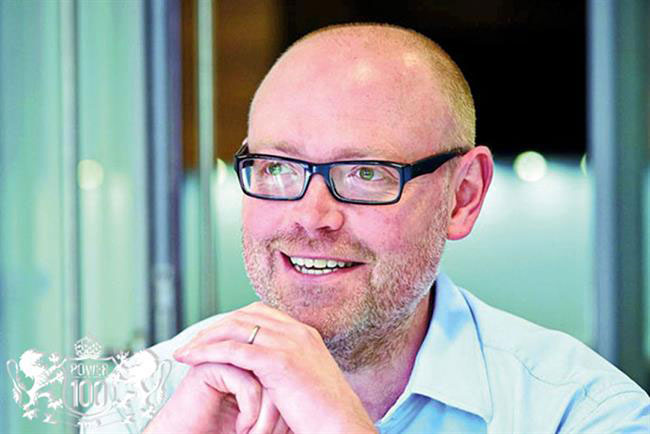 Tesco top marketer Robin Terrell to depart