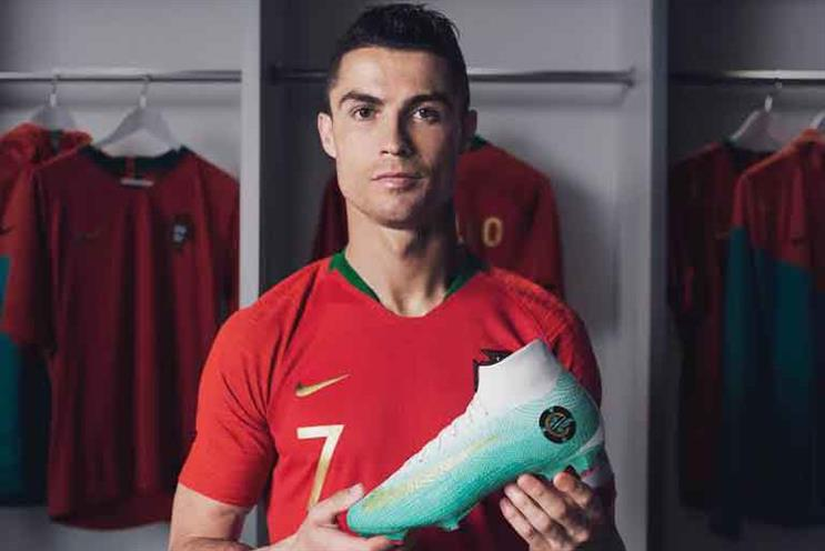 best sneakers b1150 95ef6 More than football: why Ronaldo's transfer to Juventus means ...