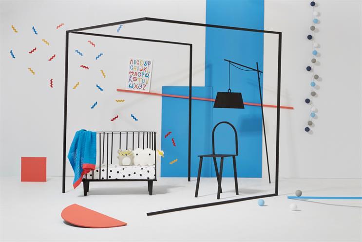 Milk + Poop: affordable yet stylish furnishings for newborns