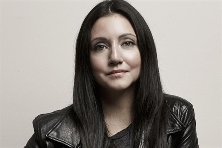 Rosie Bardales: the executive creative director at BETC London