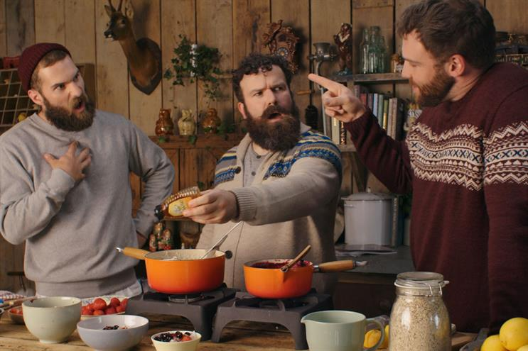 Why we're uncomfortable with the Rowse Three Bears ad