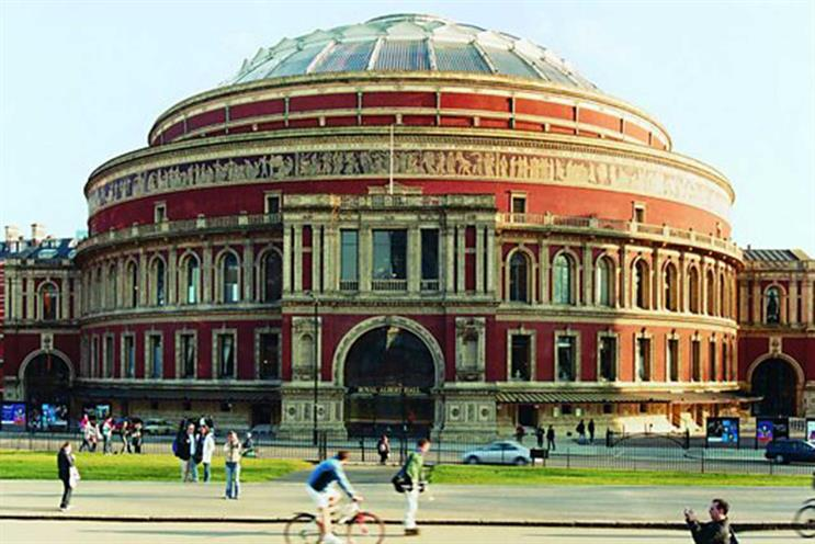 Royal Albert Hall: home to BBC Proms main events