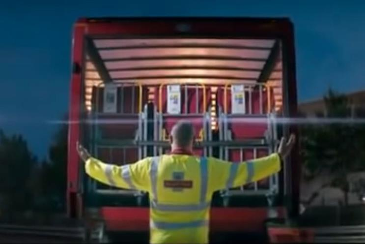 Royal Mail: Lida handles all direct activity