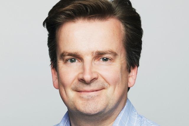 Waitrose marketing director Rupert Thomas
