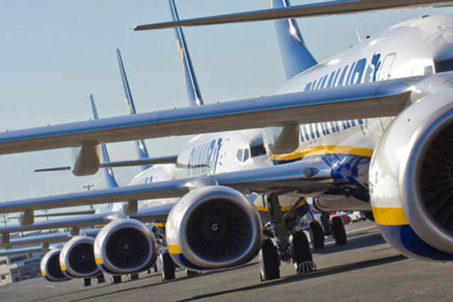 Ryanair: hires Kenny Jacobs as first CMO