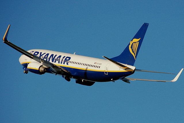 Ryanair CMO Kenny Jacobs: 'I have the best marketing job in Europe'
